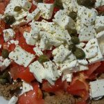 Greek Dakos Salad