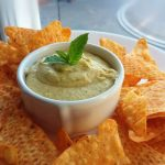 Chickpea and Tahini dip