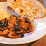 Eggplant and Chicken Stew